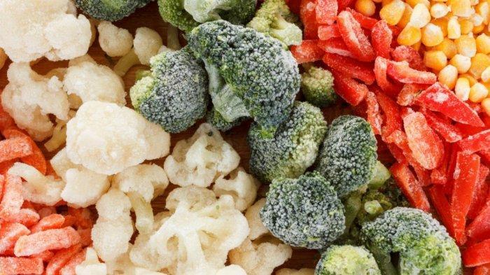 Kualitas Buah dan Sayuran Beku Lebih Bagus Daripada yang Segar