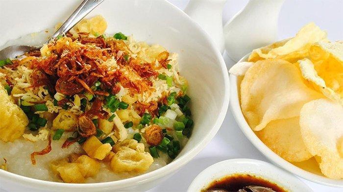 Bubur Ayam Bang Ali dan 5 Tempat Makan Bubur Ayam di Surabaya yang Enak untuk Sarapan