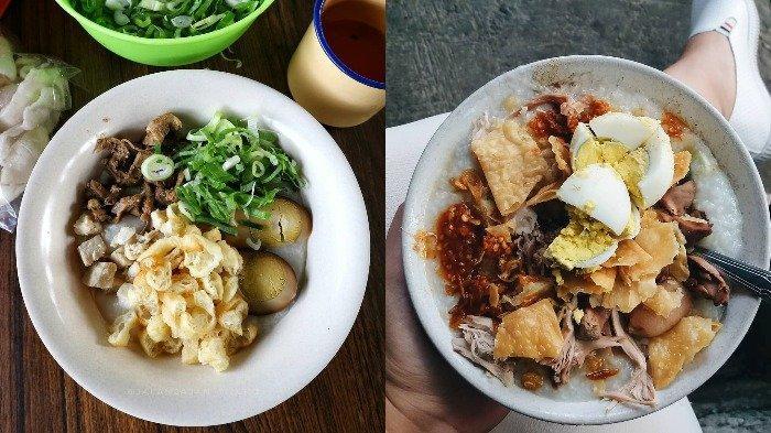 Bubur ayam enak di Bandung