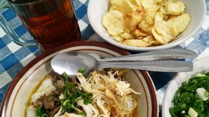 Bubur Ayam Engkus Pertamina dan 4 Menu Sarapan Enak di Tasikmalaya