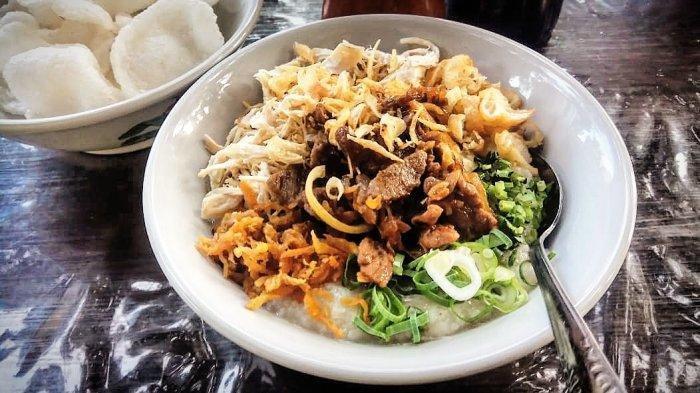 7 Bubur Ayam Enak di Jogja untuk Sarapan, Ada Bubur dengan Topping Suwiran Daging Kalkun