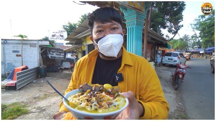 Bubur Ayam Porsi Jumbo di Jakarta Timur, Harganya Cuma Rp 6 Ribu