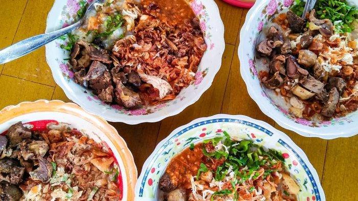 Bubur Ayam Spensix Bang Salim