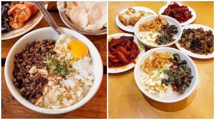 7 Bubur Ayam Enak di Surabaya, Cocok untuk Menu Sarapan