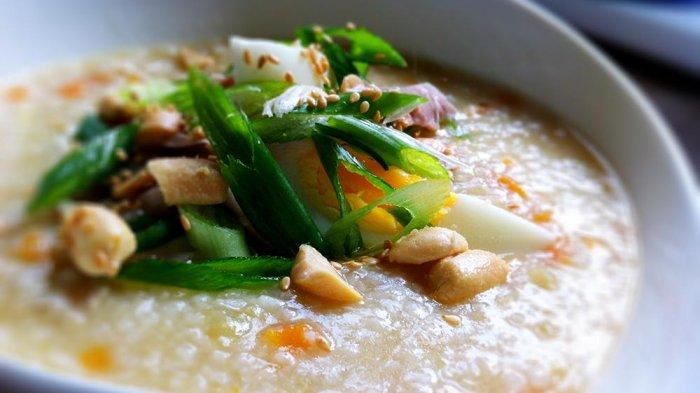 Bubur Ayam Mang Asep dan Rekomendasi 4 Bubur Ayam di Jogja untuk Sarapan