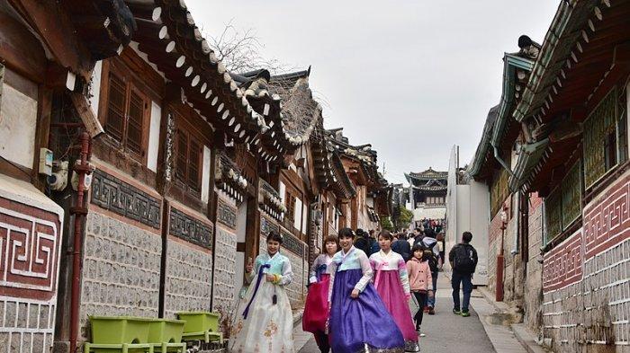 20 Tempat Wisata Instagramable di Seoul Korea Selatan, dari Changdeokgung hingga Desa Bukcheon Hanok