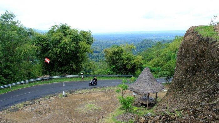 Bukit Bego - Melihat Kota Jogja dari Ketinggian Imogiri, Tiap Sore Bisa Main Motor Trail