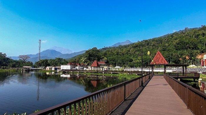 Harga Tiket Masuk Bukit Cinta Rawa Pening Ambarawa Terbaru 2021, Banyak Spot Foto Instagramable