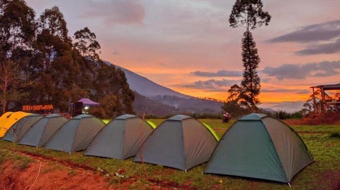 Bukit Nirwana Malang, Tawarkan Sensasi Camping di Perbukitan yang Instagramable