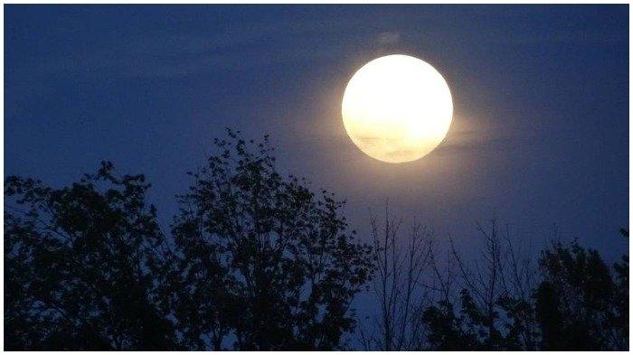 Fenomena Blood Moon Terjadi pada 27-28 Juli 2018, Ternyata Tiap Bulan Purnama Punya Nama Tersendiri