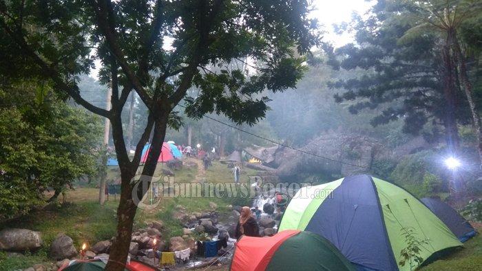 Wisata Gunung di Bogor, 4 Tempat Camping Ini Tawarkan Pemandangan Menakjubkan