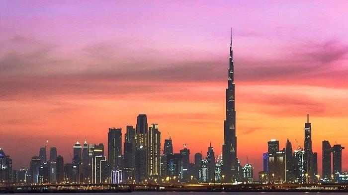 Saking Tingginya, Burj Khalifa Punya Tiga Zona Waktu Puasa yang Berbeda