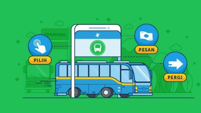 Bus Traveloka