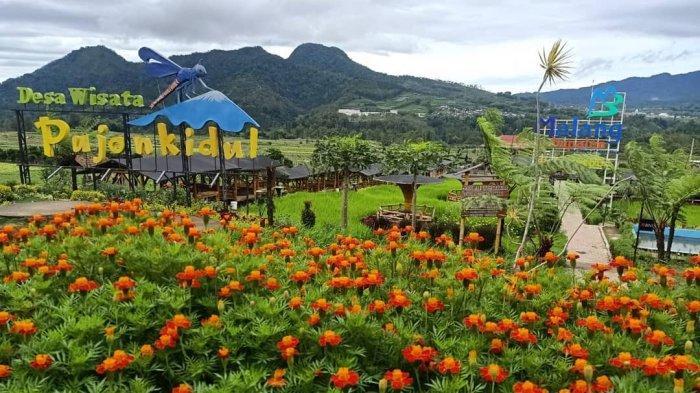 Harga Tiket Masuk Cafe Sawah Pujon Kidul Terbaru 2021 Lengkap dengan Rute dan Spot Instagramable