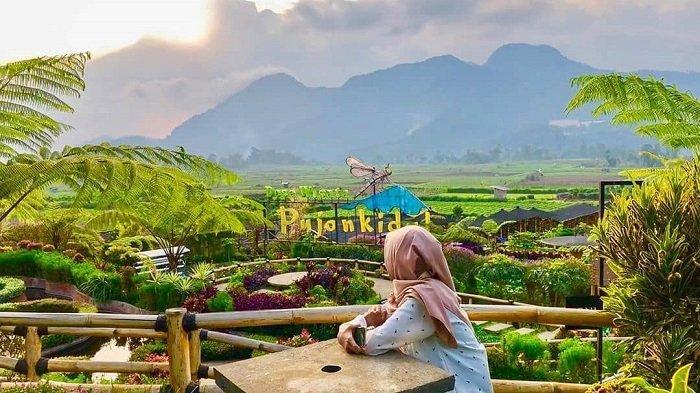 8 Spot Instagramable Di Cafe Sawah Pujon Kidul Rekomendasi Tempat Wisata Saat Liburan Ke Malang Tribun Travel