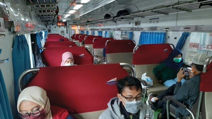 PT KAI Daop VI Batalkan 122 Perjalanan, 27 Ribu Calon Penumpang Gagal Mudik