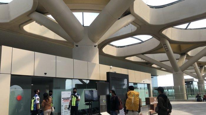 25 Penerbangan Beroperasi di Bandara YIA, Suasana Masih Tampak Lengang