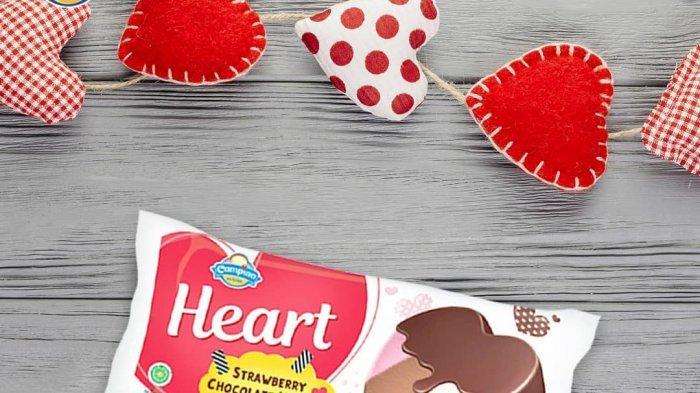 Promo Valentine - Campina Tawarkan Hadiah Menarik iPhone-X, Ikuti Photo Contestnya!