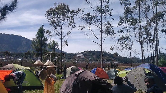 Status PPKM Banjarnegara Naik ke Level 3, Wisata Dieng Kembali Ditutup