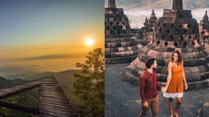 Candi Borobudur dan 5 Tempat Wisata di Magelang