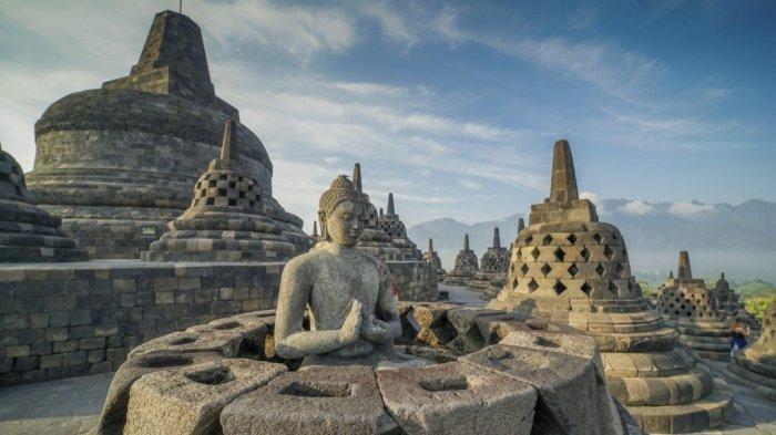 The New Normal, Pengunjung Candi Borobudur, Prambanan, dan Ratu Boko Bakal Diberi Penanda Suhu Tubuh