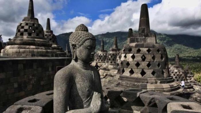 Promosikan Pariwisata Indonesia, Taman Borobudur Resmi Hadir di Vatikan
