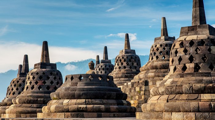 Panduan Wisata Ke Candi Borobudur Pilihan Transportasi Akomodasi Dan Rekomendasi Kuliner Tribun Travel