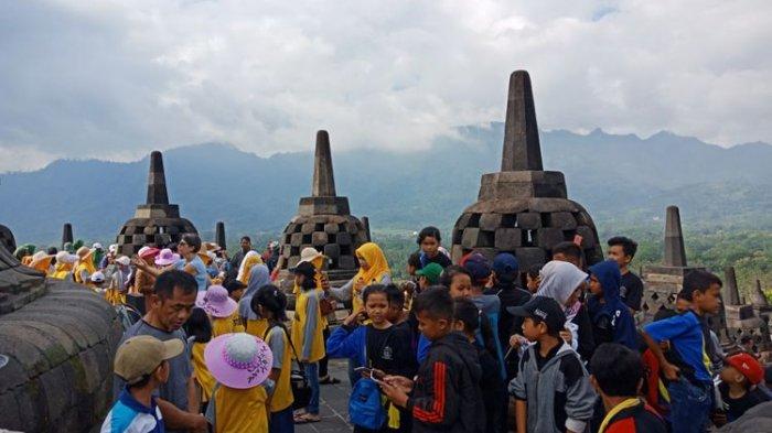 Kemenpar Promosikan Candi Borobudur di Bandung, Targetkan Kunjungan 4,3 Juta Turis Lokal