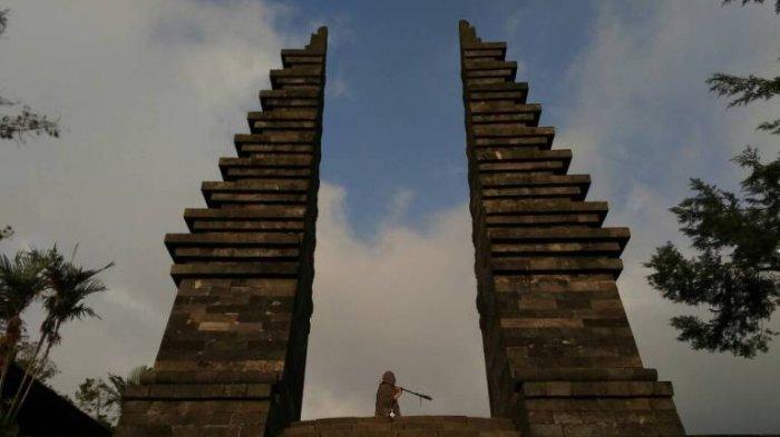 PPKM Diperpanjang, Operasional Wisata Candi Cetho dan Candi Sukuh Ditutup