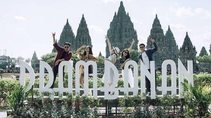 Kasus Covid-19 Melonjak, Wisata Candi Prambanan Tutup Sementara hingga 5 Juli 2021