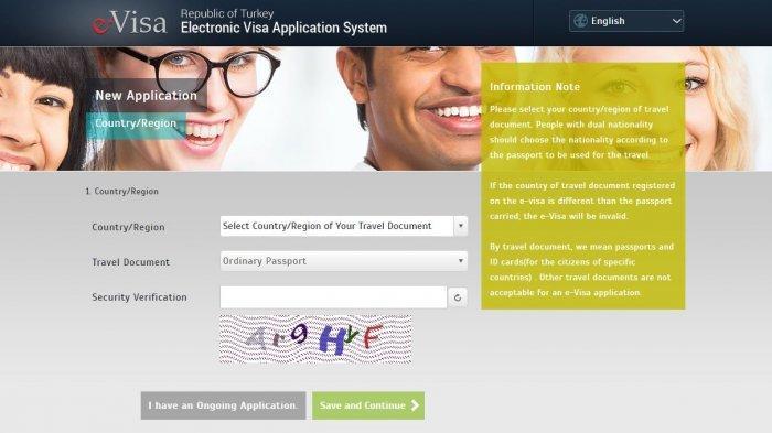 Mudah Tanpa Antre, Ini Cara Membuat Visa Turki Secara Online