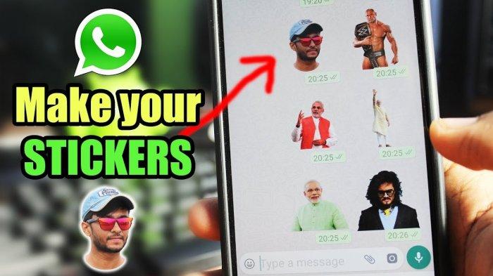 6 Langkah Mudah Buat Stiker WhatsApp dengan Foto Kamu Sendiri, Praktis dan Tidak Ribet
