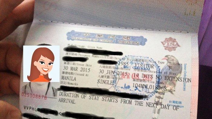 Panduan Cara Membuat Visa Taiwan untuk Wisatawan Indonesia