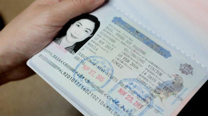 Cara Membuat Visa Taiwan Secara Online dan Manual