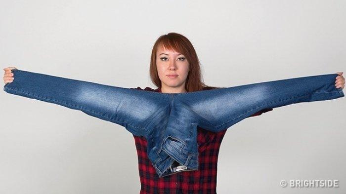 3 Cara Mudah Mengubah Celana Jeans jadi Pelampung, Bisa Digunakan untuk Selamatkan Diri di Laut