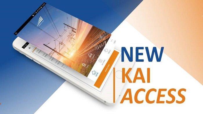 Hindari Antrean di Stasiun, Ini Cara Registrasi, Pembelian dan Pembatalan Tiket KA lewat KAI Access