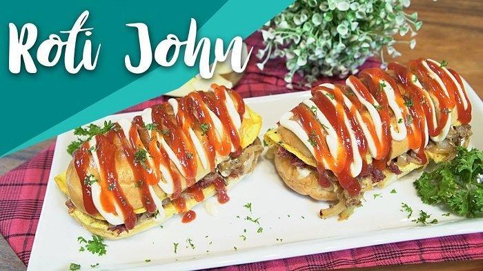 Cara Mudah Membuat Roti Jonh, Menu Praktis yang Cocok Buat Bekal Piknik, Yuk Coba!