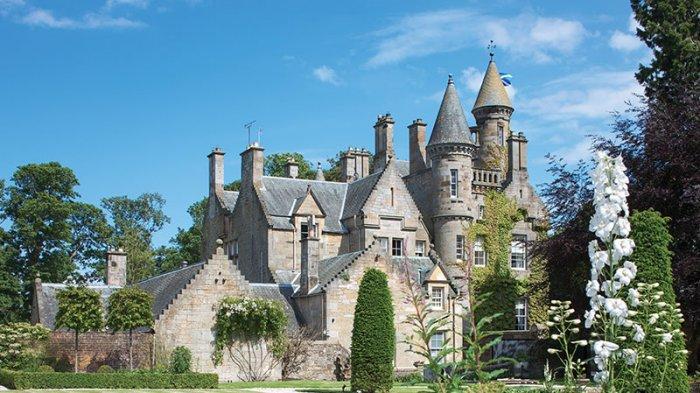 5 Penginapan Unik bak Istana Negeri Dongeng di Inggris Raya, Bikin Traveler Ga Mau Pulang