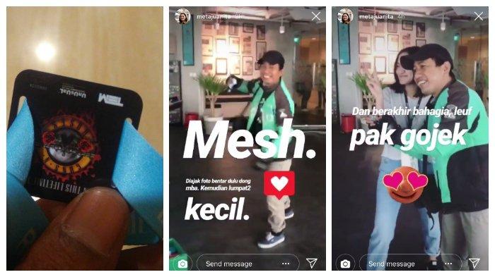 Viral Driver Ojek Online Mendapat Tiket Gratis Guns N Roses di Stadion Utama Gelora Bung Karno
