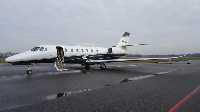 Seharga Rp 259 Miliar, Lihat Kemewahan Jet Pribadi Pangeran Harry dan Meghan Markle