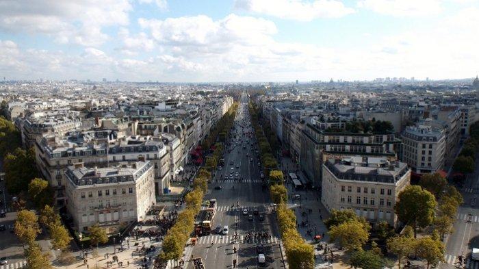 Paris Akan Renovasi Jalan Terindah di Dunia yang Habiskan Biaya Capai Rp 4,3 Miliar