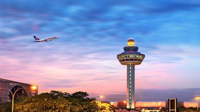 5 Destinasi Wisata di Bandara Changi Singapura, Transit Lama Tak Akan Terasa