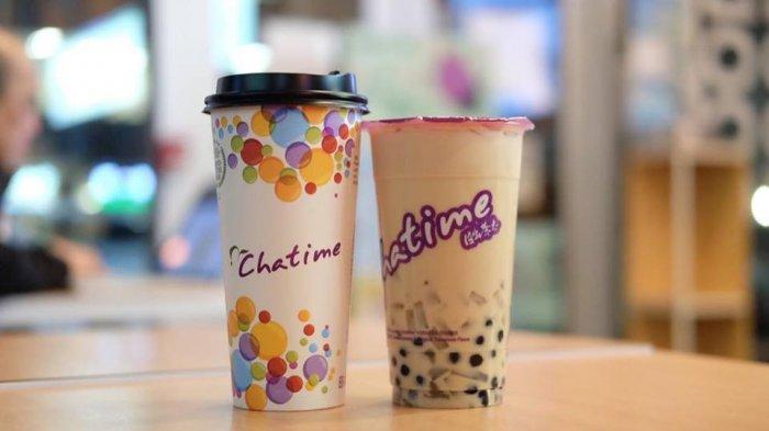 Promo Chatime 'Buy One Get One' Pemesanan via GrabFood Tanggal 6-15 Desember, Ini Ketentuannya