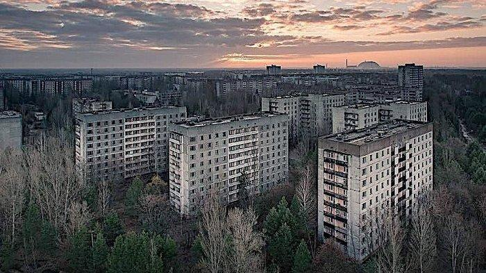 Unik, Maskapai Ini Operasikan Penerbangan Wisata ke Area Chernobyl