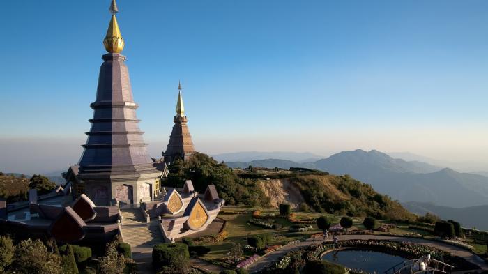 5 Hal Terbaik untuk Dilakukan di Thailand