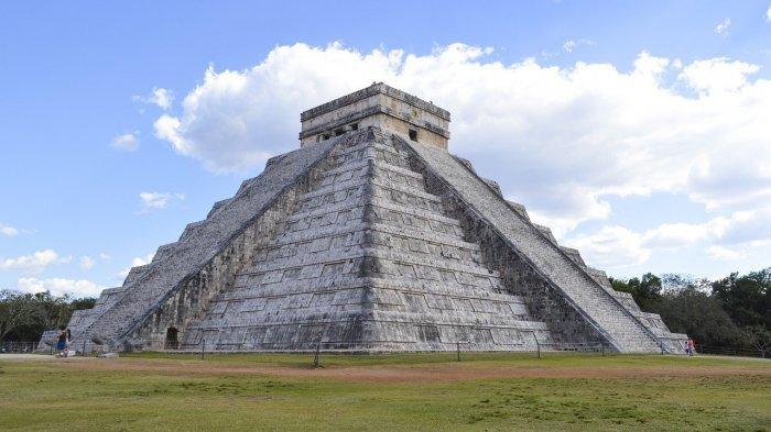 Meksiko Tutup Situs Bersejarah Suku Maya karena Banyak Wisatawan Langgar Tidak Memakai Masker