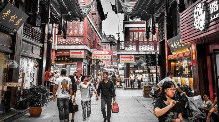 5 Tempat Belanja Murah di China, Surganya Shopaholic