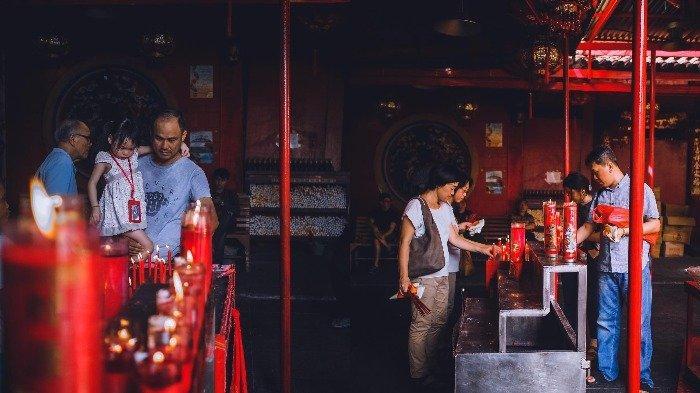 Ingin Rayakan Tahun Baru Imlek Bersama Keluarga? Coba Mampir Sejenak ke China Town di Glodok