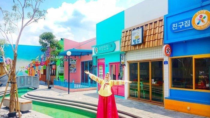Harga Tiket Masuk dan Jam Buka Chingu Cafe Jogja Cocok untuk Liburan Tahun Baru Imlek 2020