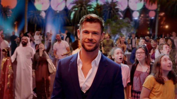 Chris Hemsworth dan Emirates Ajak Wisatawan Nikmati Expo 2020 Dubai, Apa Itu?